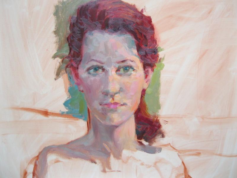 David Hettinger Demonstrates the Art of the Portrait